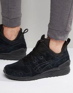 Черные кроссовки Asics Gel-Lyte MT - Черный