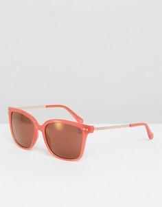 Розовые солнцезащитные очки Ted Baker Elin - Розовый