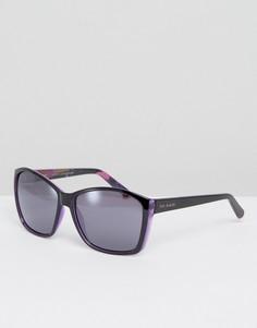 Черные солнцезащитные очки Ted Baker Larke - Черный