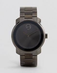 Серые часы Movado Bold 3600259 - Серый