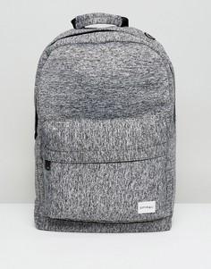Серый меланжевый рюкзак Spiral - Серый