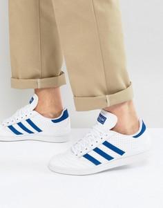 Белые кроссовки adidas Skateboarding Busenitz BY3971 - Белый