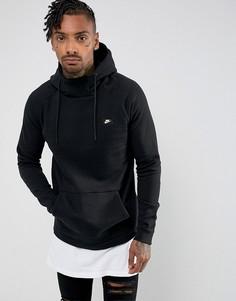 Худи черного цвета Nike 835860-010 - Черный