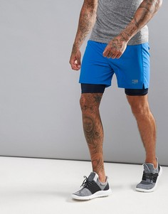 Спортивные шорты Jack & Jones Tech - Синий