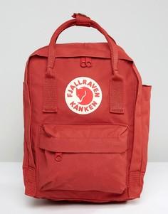 Маленький красный рюкзак Fjallraven - Красный