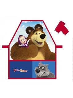 Фартуки детские Маша и медведь