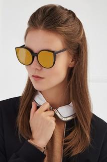 Солнцезащитные очки Lucia Forma Gold Retrosuperfuture