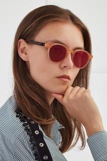 Солнцезащитные очки The Iconic Series Pink Retrosuperfuture