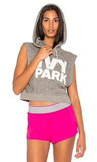 Cropped logo hoodie - IVY PARK