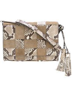 средняя сумка через плечо 'Vivian' Michael Michael Kors