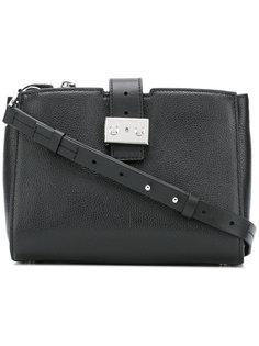 сумка на плечо с бляшкой с логотипом Michael Kors