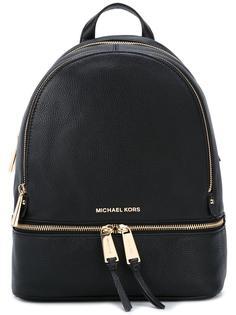 рюкзак с золотистой фурнитурой Michael Michael Kors