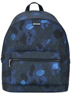рюкзак с принтом в виде брызг краски  Michael Kors