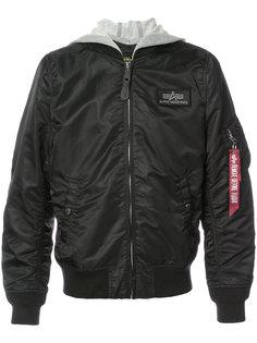 куртка с капюшоном 'L-2B' Alpha Industries