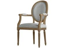 "Стул с подлокотниками ""Louis arm chair"" Gramercy"