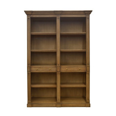 "Шкаф ""Aberdreen Double Bookshelf"" Gramercy"