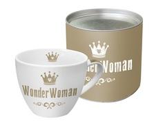 """Кружка в подарочной упаковке """"wonderwoman"""" Paperproducts Design"""