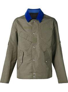 куртка в стиле милитари Alexander Wang