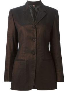 удлиненный пиджак Romeo Gigli Vintage