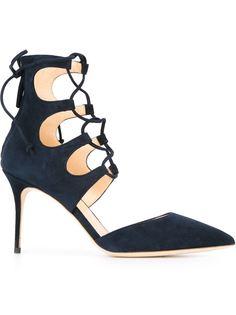 туфли с завязками Giuseppe Zanotti Design