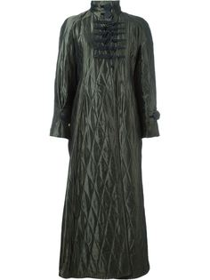 длинное пальто Christian Dior Vintage
