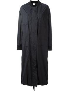 парка в виде куртки-бомбер  DKNY