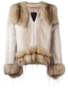 куртка с панельным дизайном Liska