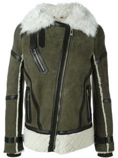 куртка с овчиной Boulder  Belstaff