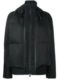 куртка-пуховик 2в1 DKNY