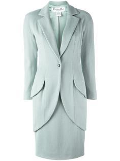 юбочный костюм  Christian Dior Vintage