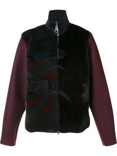 куртка на молнии с высокой горловиной Wooyoungmi
