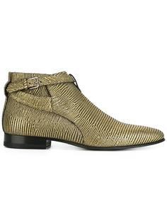 укороченные ботинки Signature London 20  Saint Laurent