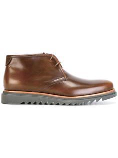 ботинки-чукка Lagos Salvatore Ferragamo