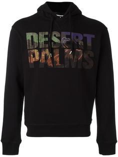 "толстовка с капюшоном ""Desert Palms"" Dsquared2"