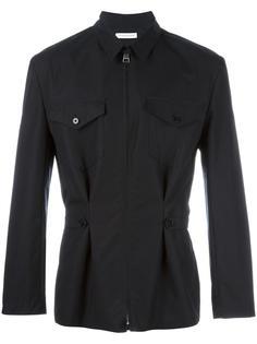 куртка с затянутым поясом J.W.Anderson