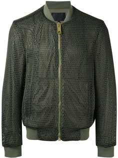 классическая куртка-бомбер Les Hommes