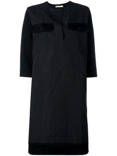 вельветовое платье Marni