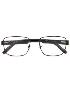 очки в квадратной оправе Salvatore Ferragamo
