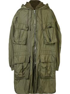 куртка в стиле милитари Juun.J