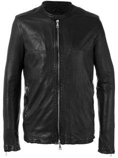куртка с декоративной строчкой Giorgio Brato