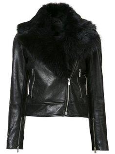 байкерская куртка The Wolfe Rebecca Vallance