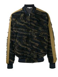 куртка бомбер с бахромой Stella McCartney