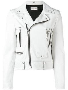 байкерская куртка Classic YSL Saint Laurent