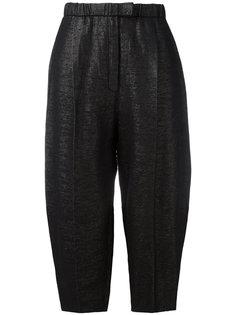 укороченные брюки-шаровары Boboutic