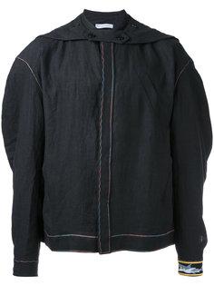 свободная куртка-рубашка  J.W.Anderson