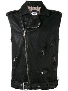 байкерская куртка без рукавов Pihakapi