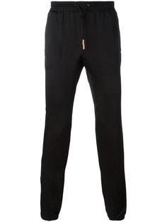 спортивные брюки кроя слим Saint Laurent