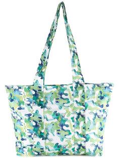 большая пляжная сумка с принтом  Dalood