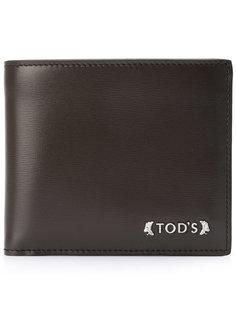 кошелек с логотипом  Tods Tod'S