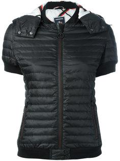 куртка-пуховик с короткими рукавами Rossignol